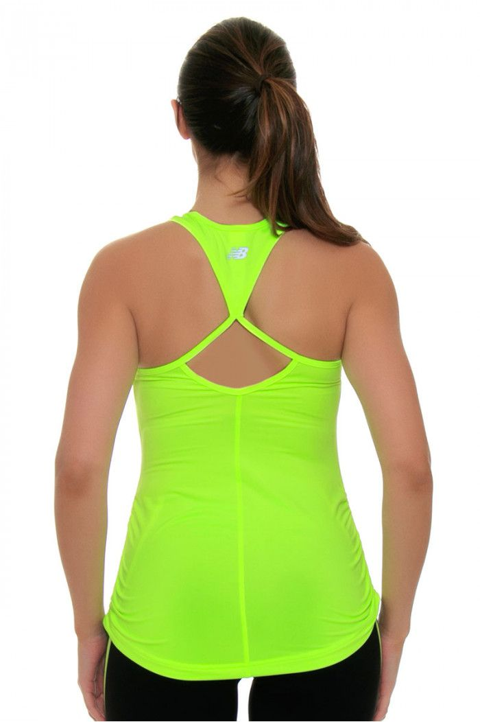 b85405cb76f4c Workout Wear l New Balance Lime Glo Workout Top : WT63102   Gifts ...