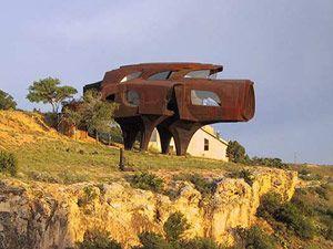The World's 18 Strangest Homes: Gallery - Popular Mechanics