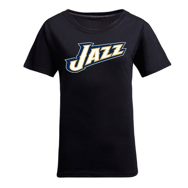 2c887000ab8c cool NBA Utah Jazz Women s Jersey T-Shirt (Black)