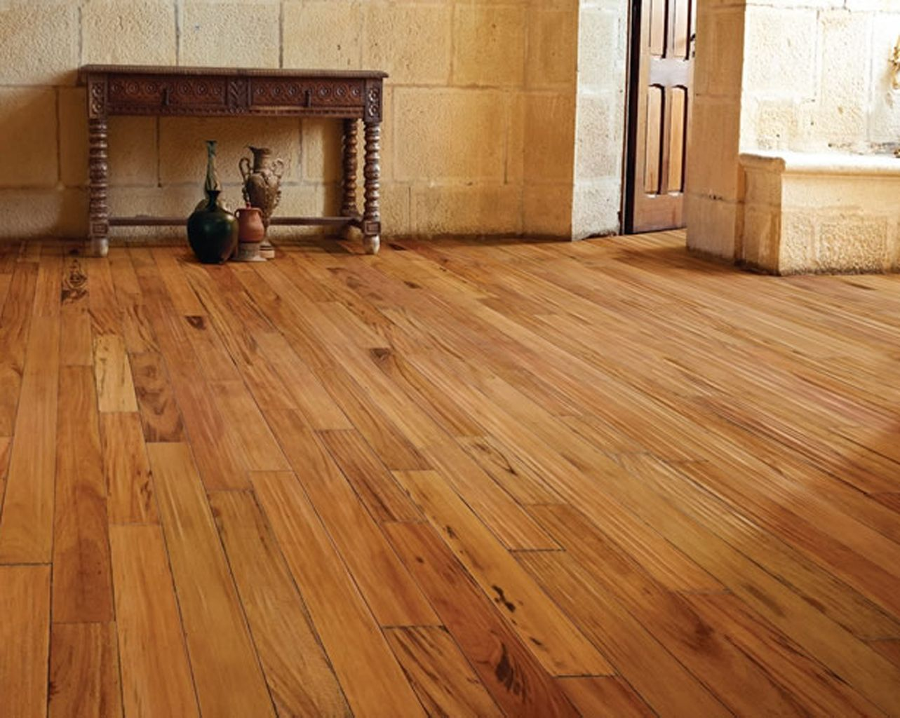 There are different types of flooring that you can use for