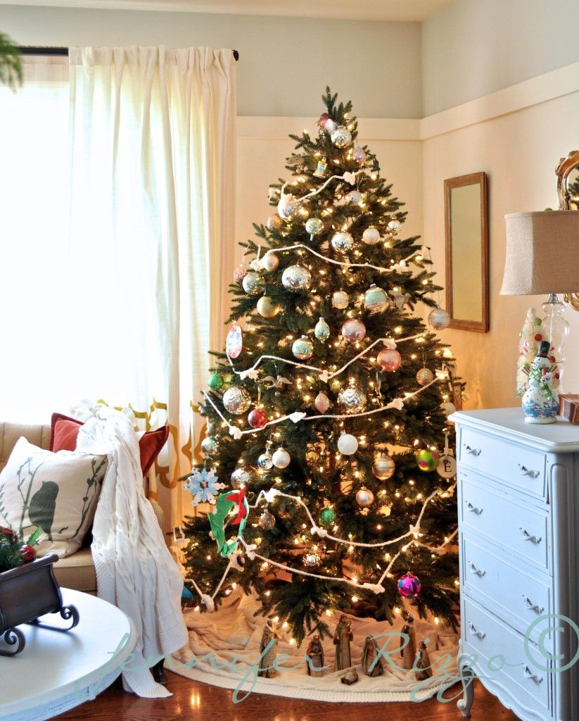 Beautiful Christmas Trees: Welcome To The 2013 Holiday Housewalk!!!!!! Day 1