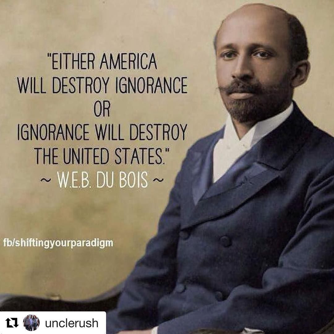Web Dubois Political African American History African