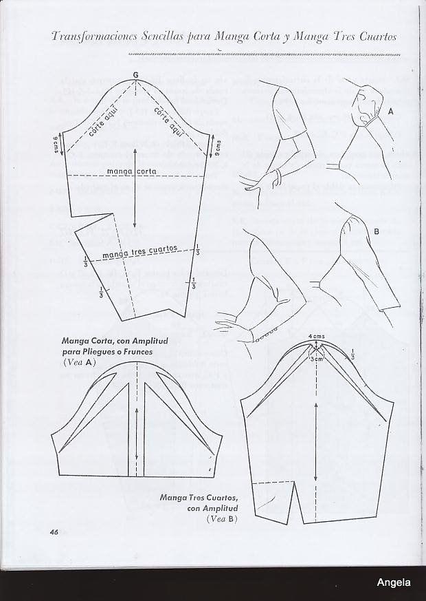 Archivo de álbumes - Metodo singer de corte e costura   mis vestidos ...
