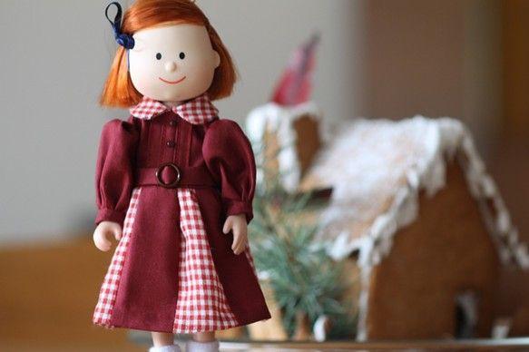 「赤毛のアン」原題: Anne of Green Gables:L・M・ モンゴメリクリスマスにマシューからふくらんだ袖のドレスをプレゼントされたアン。それを... ハンドメイド、手作り、手仕事品の通販・販売・購入ならCreema。