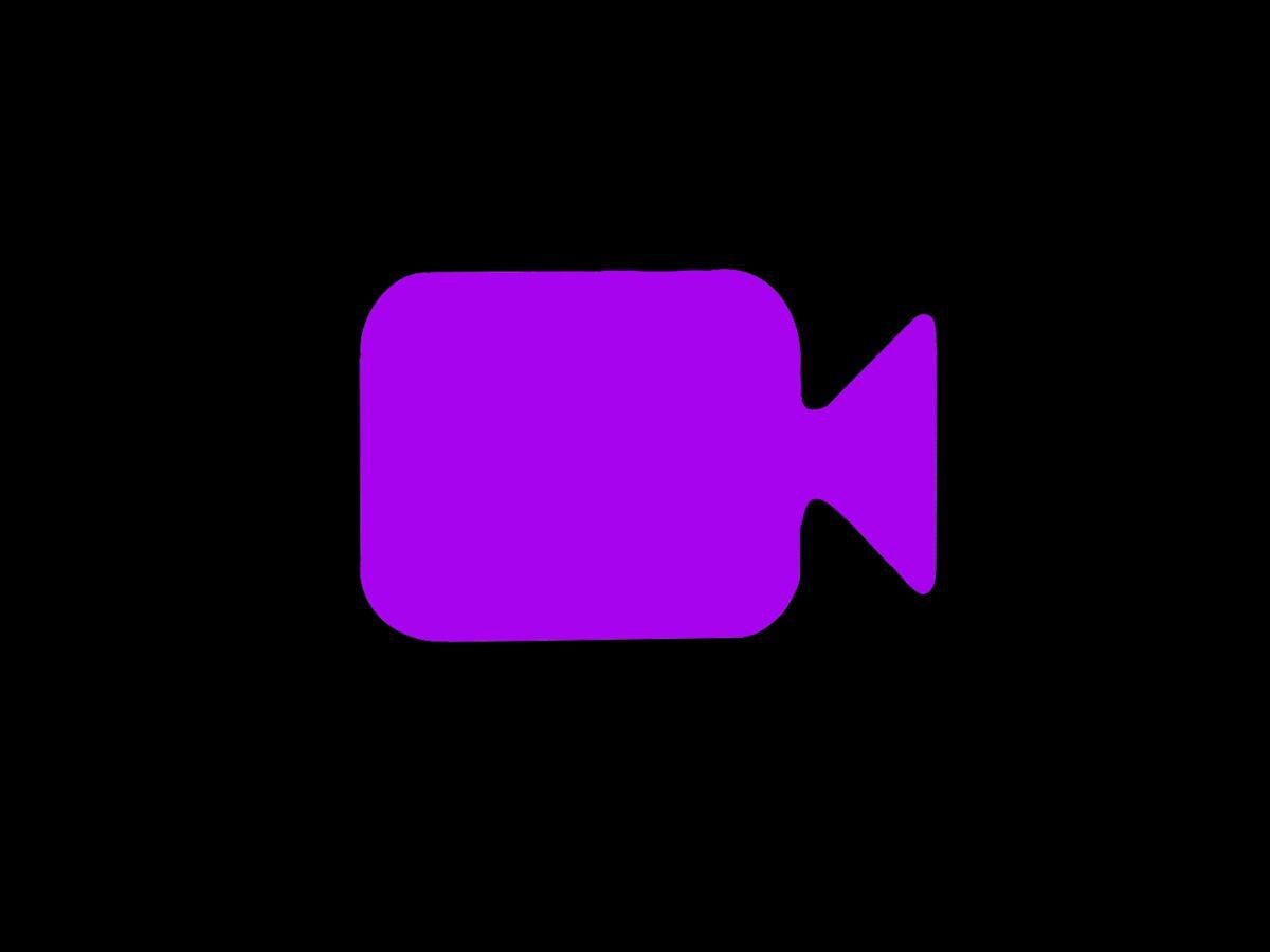 Purple Facetime Logo In 2020 Aesthetic Pictures Purple Heart Sunglass