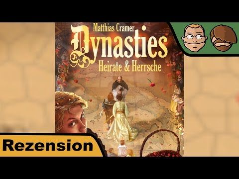 Dynasties: Heirate & Herrsche – Review #162 | Hunter & Cron