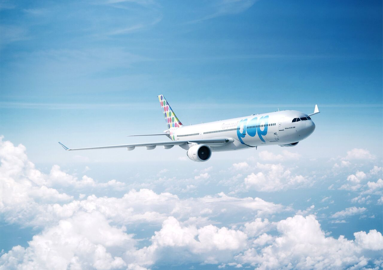 POP  Crowdfunded Airline Launched  New airline Budget