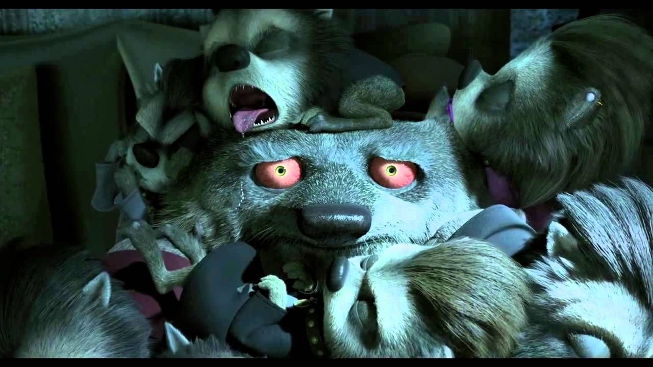 Hotel Transylvania Wolfman Sleeping Scene | my toons <3 | Pinterest