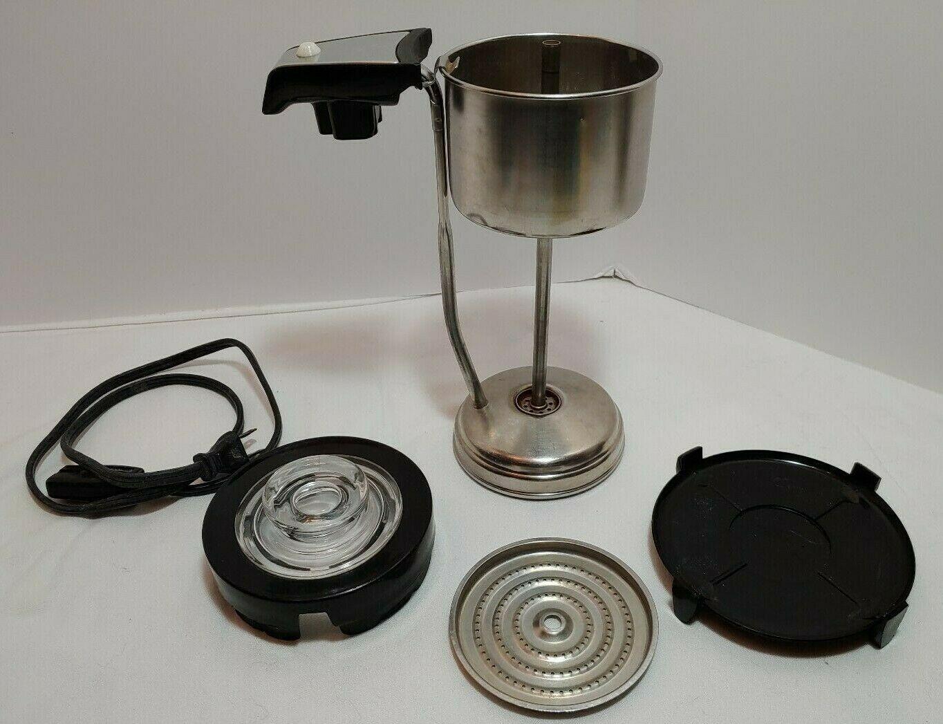 Corning Ware Electric 10 Cup Percolator / Coffee Pot