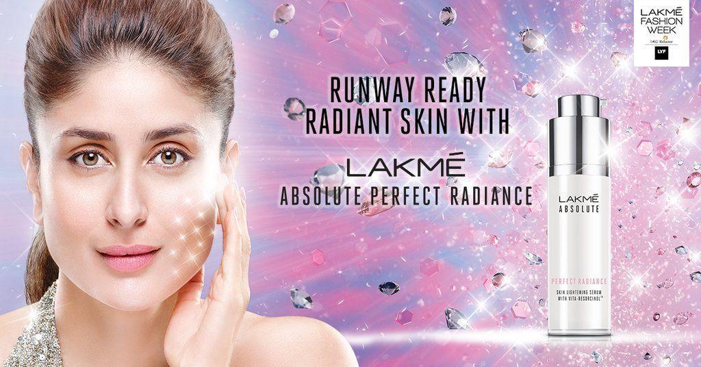 Kareena Kapoor Khan Skin Bleaching Fairness Ad Lakme Skin Bleaching Skin Radiant Skin