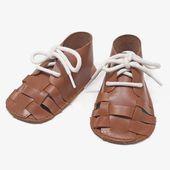 Super Baby Schuh Muster  Oxford Baby Schuh Sandalen  DIY Babyschuhe  Baby Sommerschuhe  Baby DIY