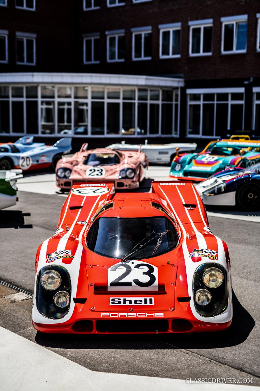 1973 Porsche 917/30-003 Restoration In Progress in 2020