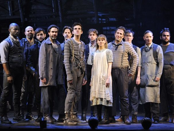 Peter and the Starcatcher -New York 2012