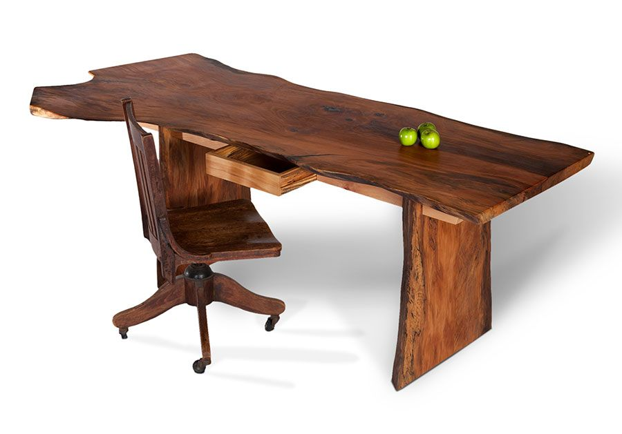 Towson Desk | Sustainable Wood Furniture | David Stine Furniture In St.  Louis, MO