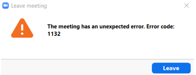 Pin By Windows Dispatch On Videoconferencing Error Code Coding Video Conferencing