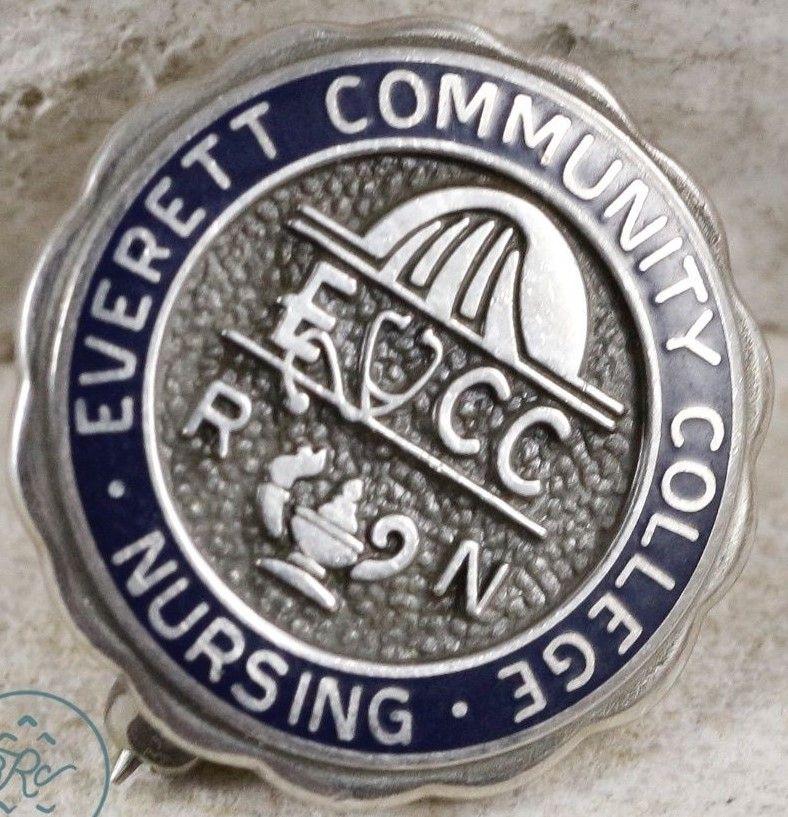 Everett community college ad nursing wa nursing pins