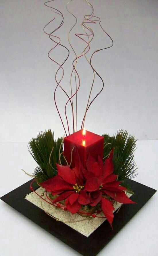 2vela de platos Christmas Crafts Pinterest Christmas