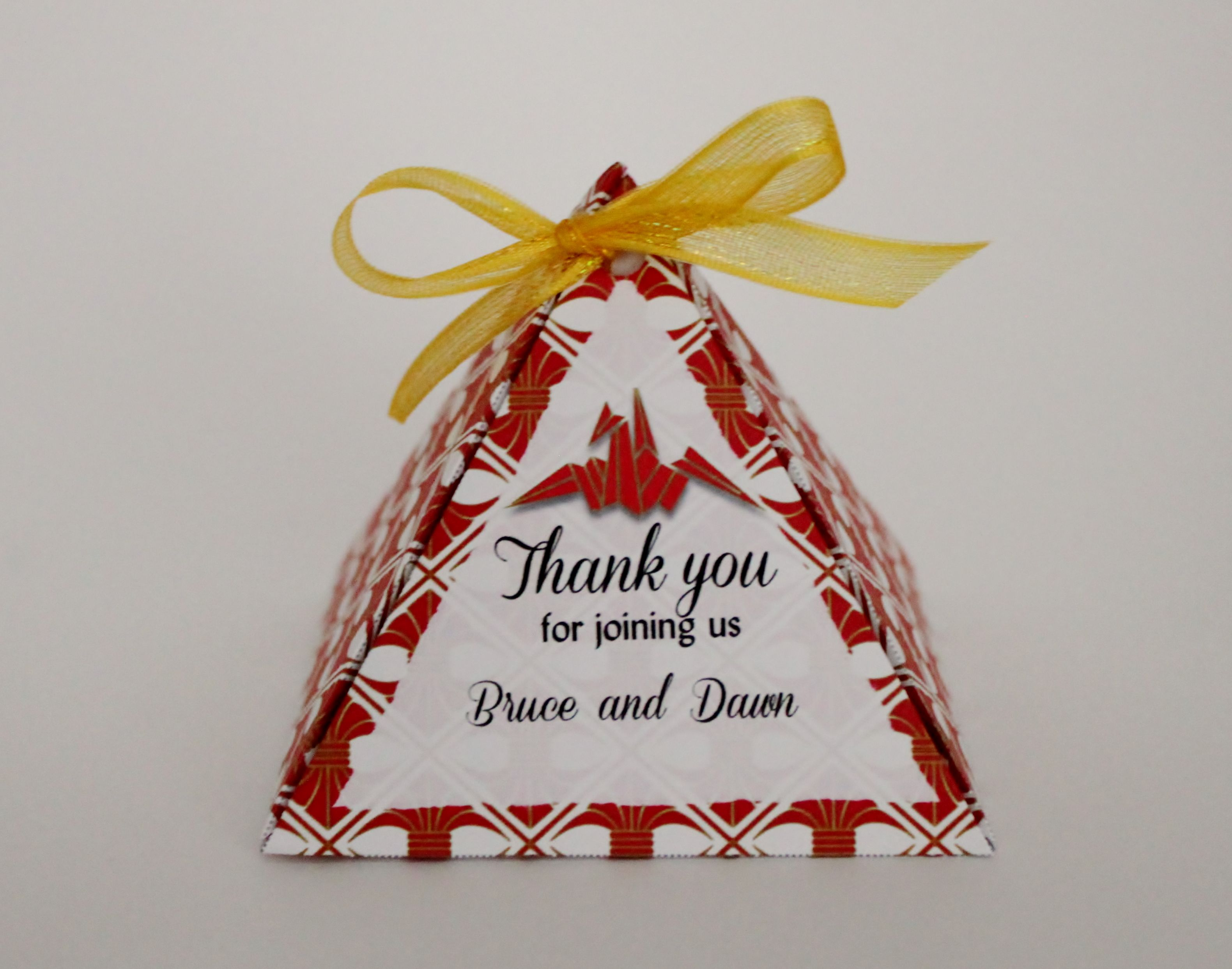Yakudoshi Favors That Match Invitations You Can Get On Www Zibbet
