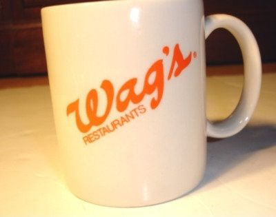 "[Credit & Exclusive rights to Wikipedia entry for Wag's Restaurants]  Wag's was a chain of casual dining (or ""family"") restaurants owned and operated by Walgreens in the 1970s and 1980s. They were mostly 24-hour establishments specializing in inexpensive fares like hamburgers and breakfasts. The chain was based on smaller restaurants that existed in some of the larger Walgreens stores."
