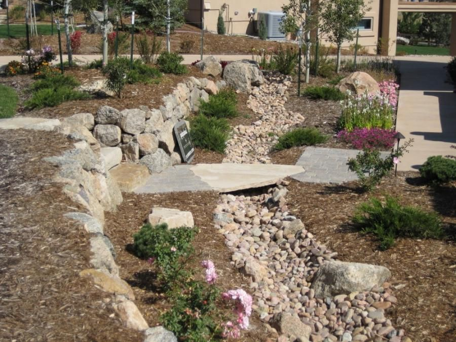 Dry Creek Beds For Landscaping Fredell Enterprises Landscape