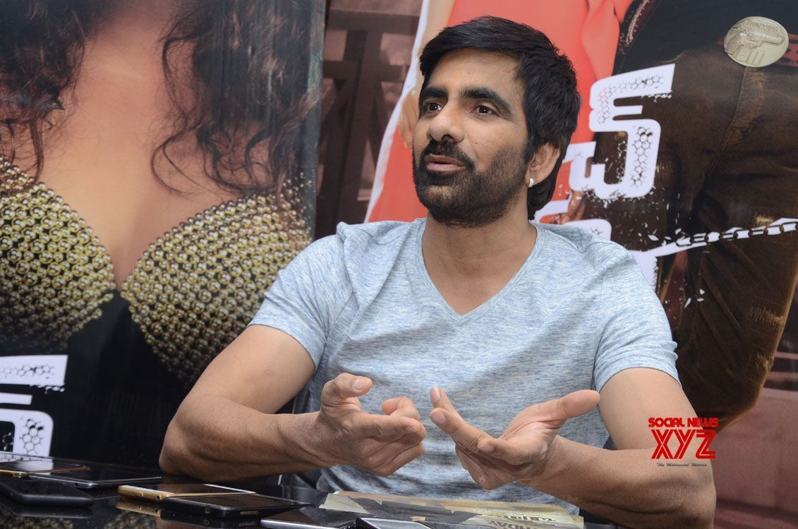 afdfd1eec9f9 Raviteja Stills From Touch Chesi Chudu Movie Interview - Social News XYZ