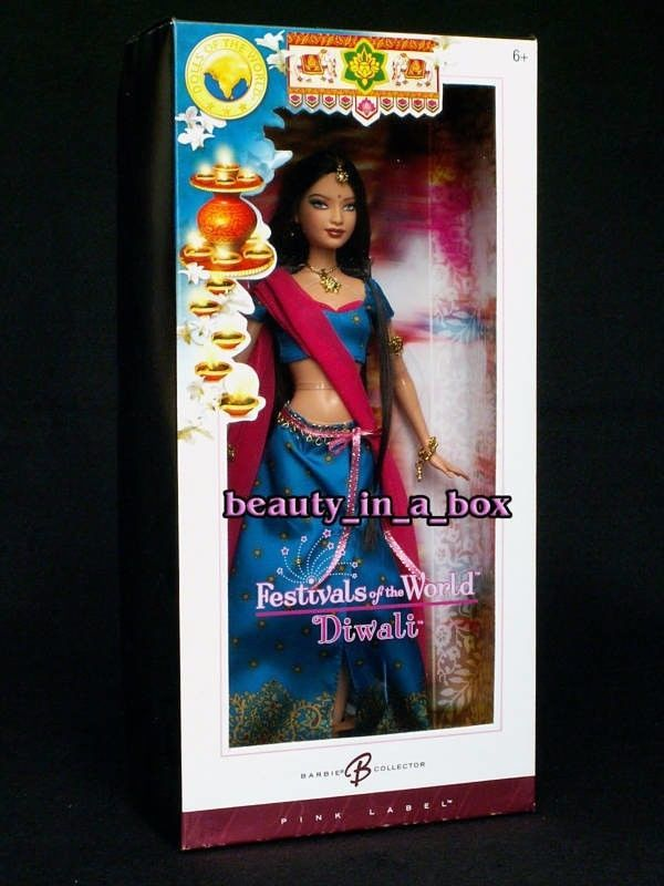 New Free Delivery Worldwide Barbie Visits Sikkim's Gompas in India