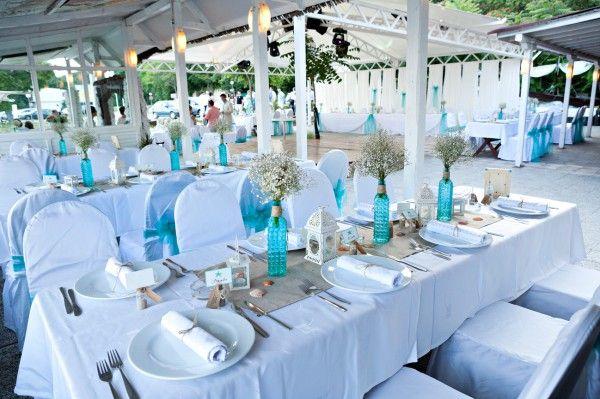 Vintage Beach Wedding Ceremony: Wedding Ceremony On The Black Sea.Beach Ceremony. Vintage