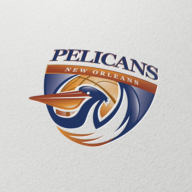New Orleans Pelicans Logo Examples Of Logos Cloud