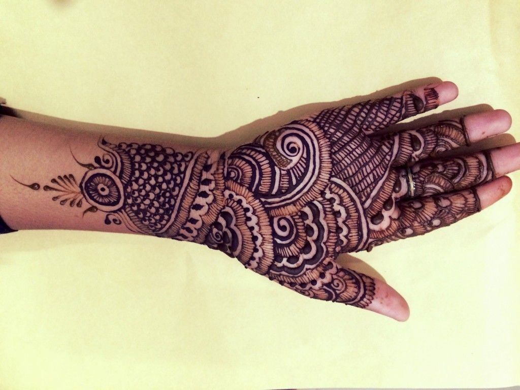 Designs Of Mehndi For Palm : Eid henna designs mehndi