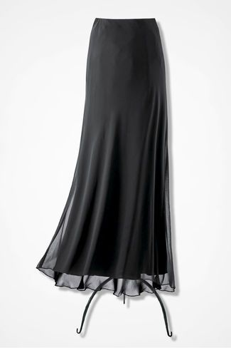 40b80b191c Chiffon Soiree Skirt
