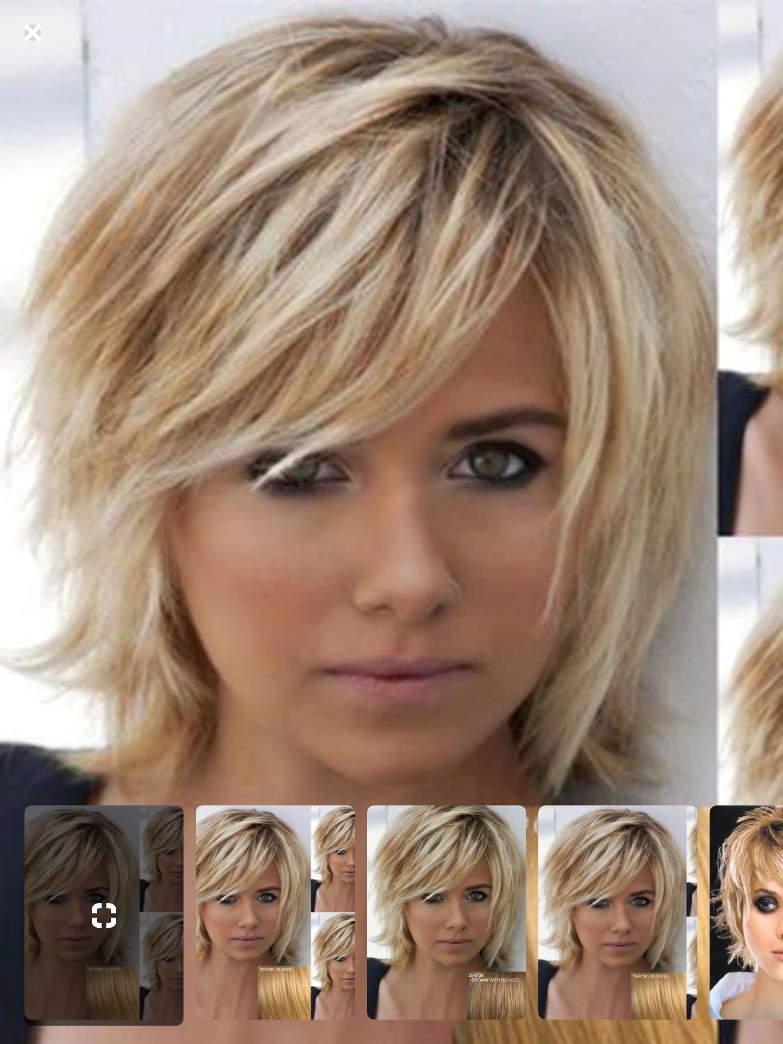 Pin Von Stephanie Daugard Auf Tagli Frisuren Fur Feines Dunnes Haar Fransige Frisuren Frisuren Kurze Haare Bob