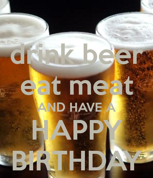 Happy Birthday Wallpaper Hd With Beer Birthday Wishes Images For