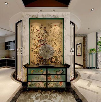 Transférer un espace irrégulier à un appartement moderne de 280m² ...