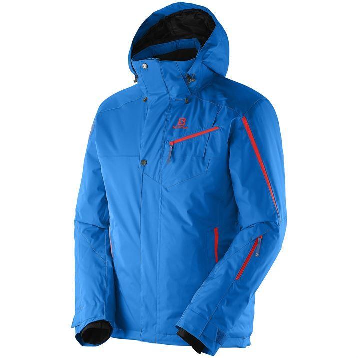Salomon Supernova Jacket Mens >> £219.99 #ski #skiwear