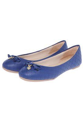 Sapatilha Klassipé Flat Azul