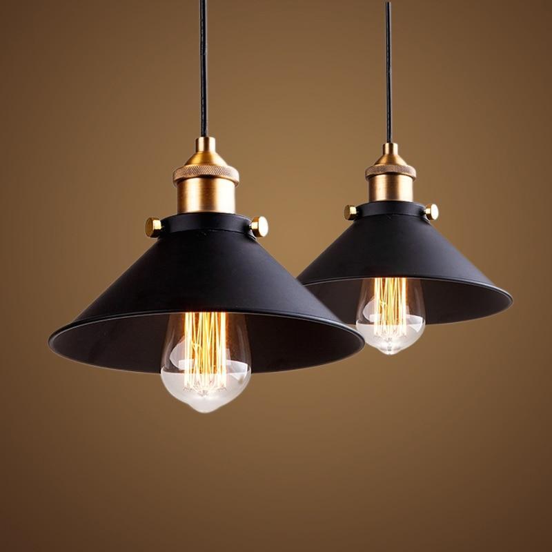Luminaire Lampara Pully Retro Lamp Modern Hanging Lamp