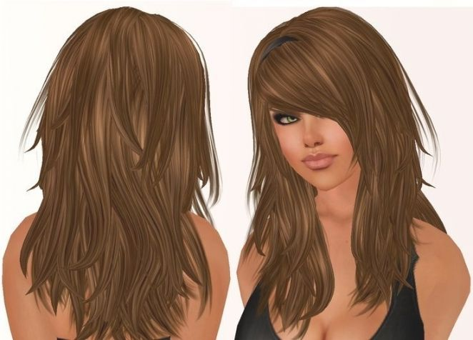 1000 ideas about long choppy layers on pinterest long brunette in 1000 ideas about long choppy layers on pinterest long brunette in first chop choppy winobraniefo Images