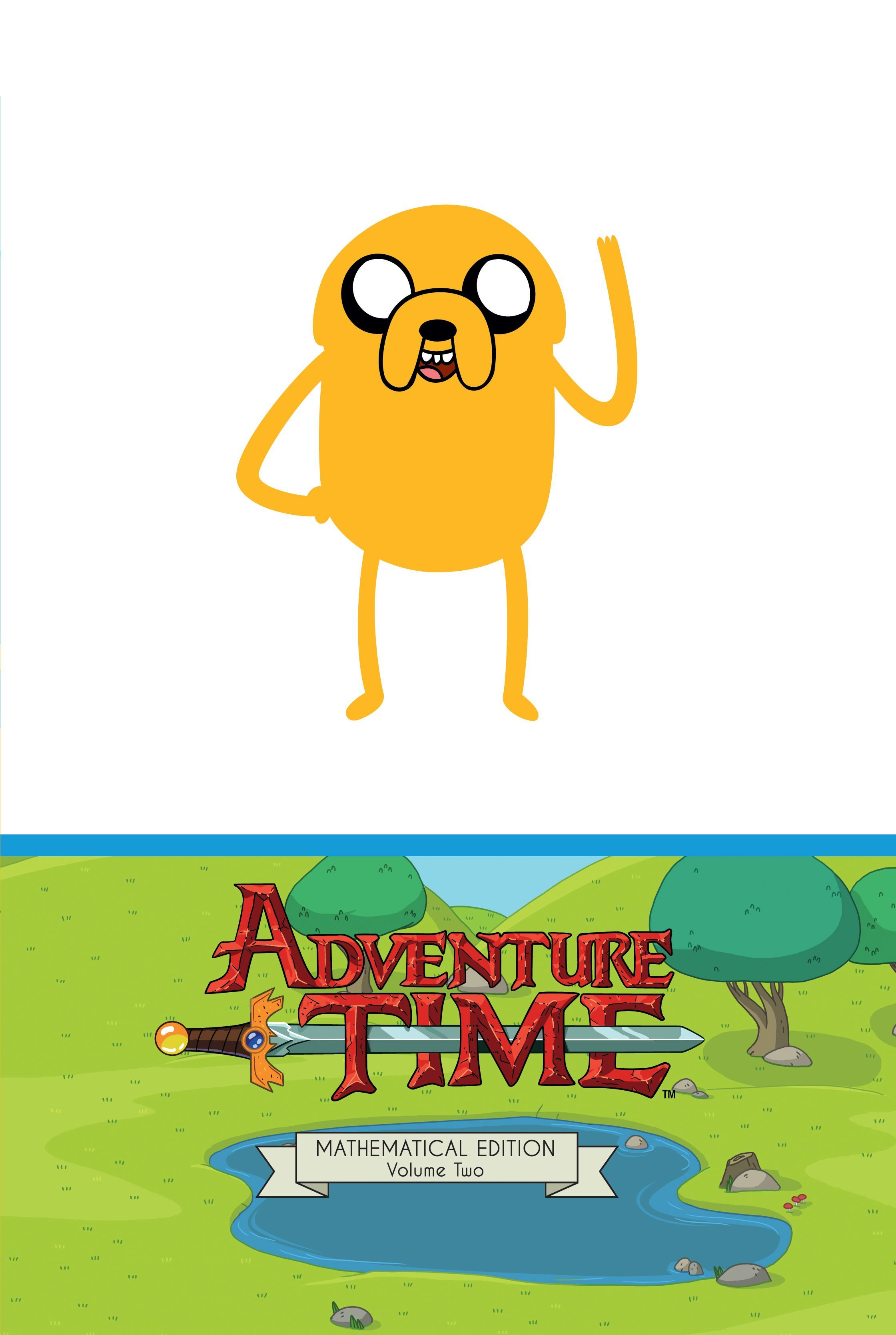 Adventure time mathematical edition 2 adventure time