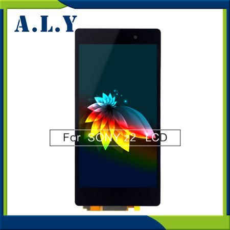 High Quality For SONY Z2 LCD Display LCD Touch Screen Digitizer Assembly for sony z2 Replacement.Free Shipping  — 22994.88 руб. —