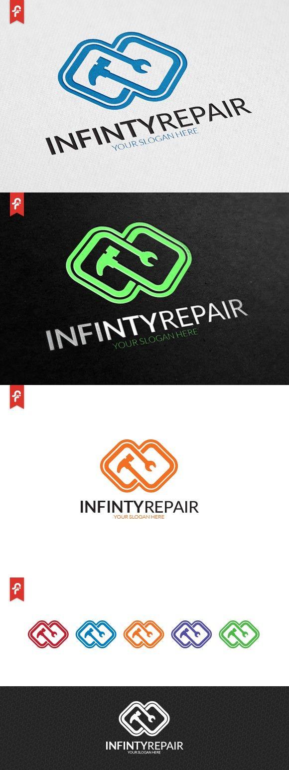 Infinity Repair Logo