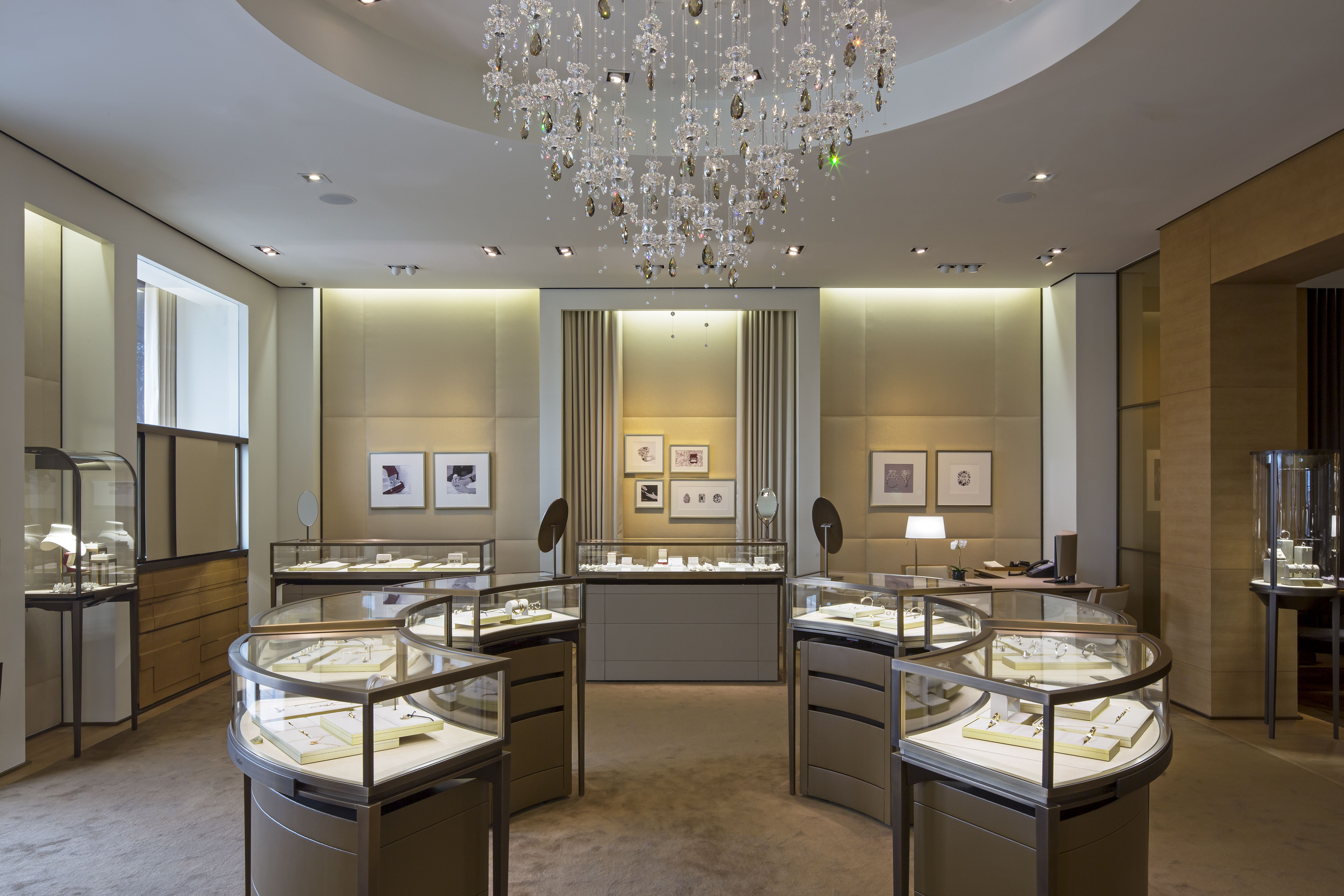 Cartier San Francisco, CA (With images) Store design