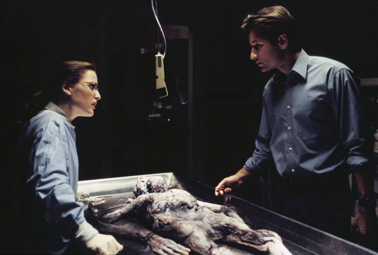 Greatest TV Pilots: The X-Files