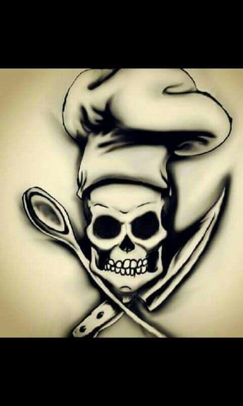 pin von devin jackson auf tattoos | pinterest | köche - Tattoos Für Köche