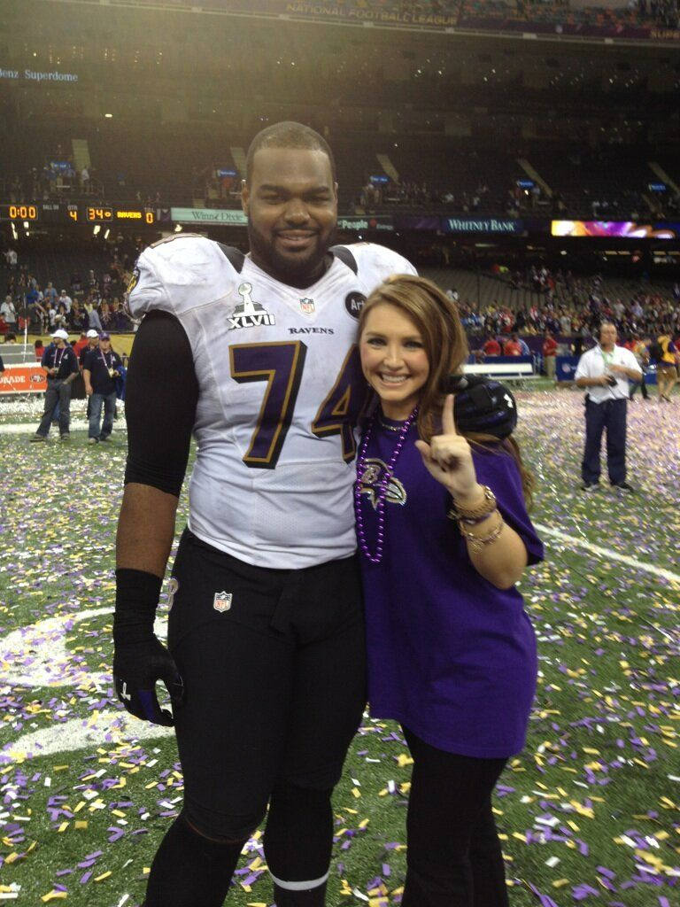 collins tuohy and michael oher relationship with his adoptive family