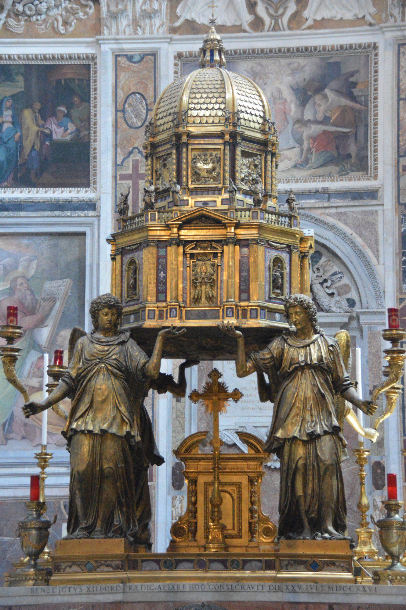 Santa Maria Maggiore (Piazza dell' Esquilino), Rome, Italy (y)