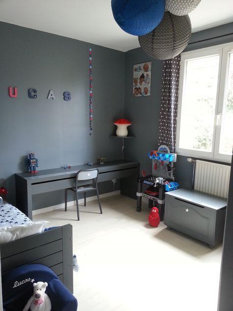 décoration chambre garcon 6 ans | Chambre St Cloud 3 pces Mael ...