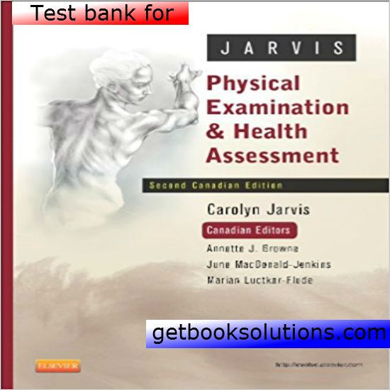 Physical examination and health assessment 2nd edition by jarvis pdf physical examination and health assessment 2nd edition by jarvis pdf1926648722 isbn 13 fandeluxe Images