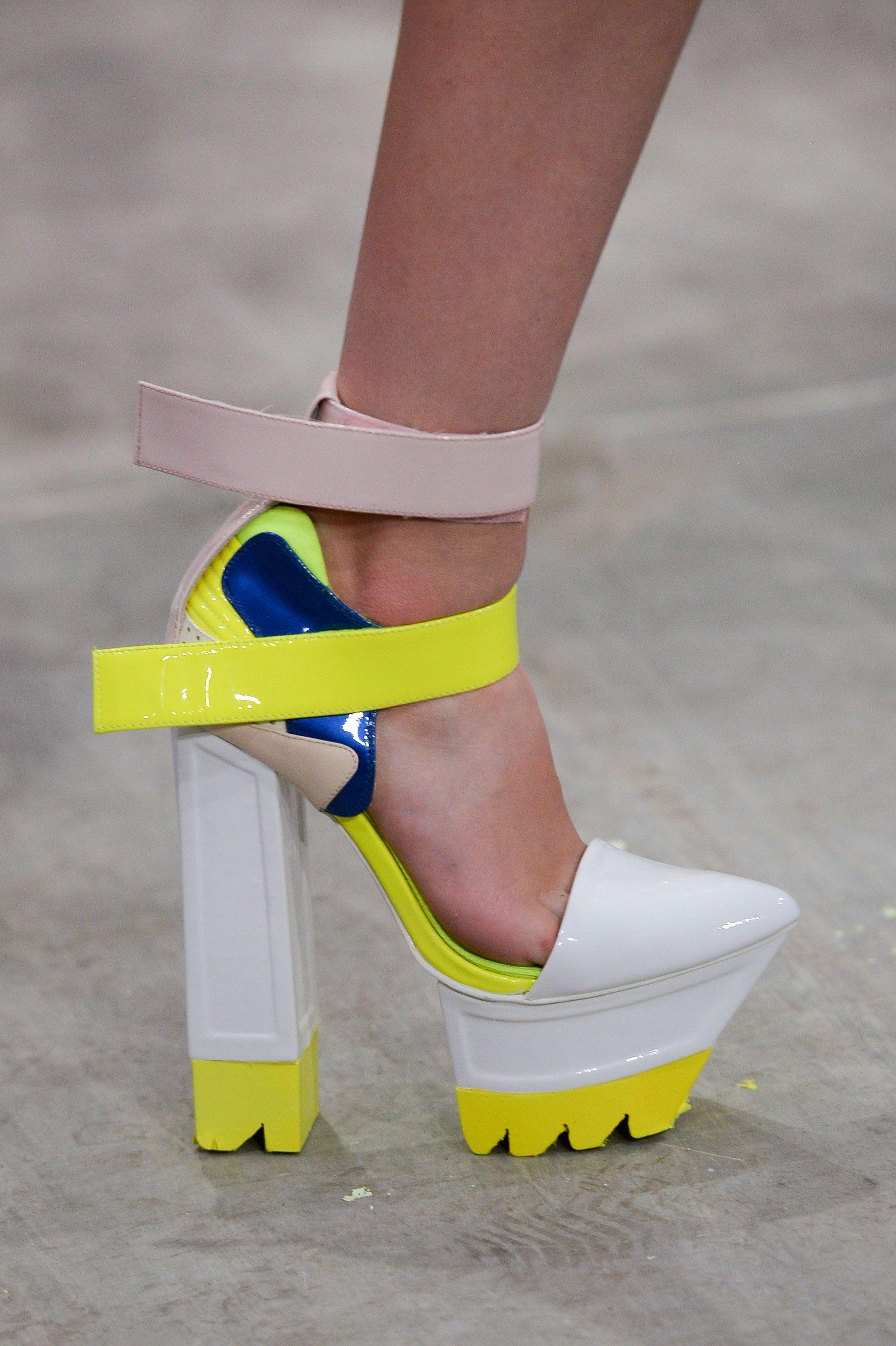 2015 Golan Chaussure Rtw Fyodor Fashion ShowChaussures Spring LpGSzMqUV