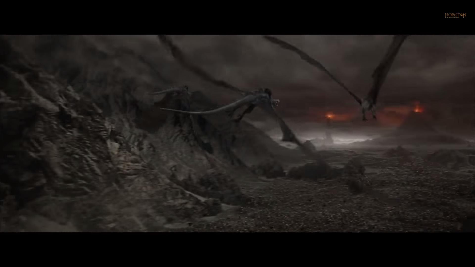 The Nazgûl Returning to Mount Doom | Warrior, The hobbit, Doom