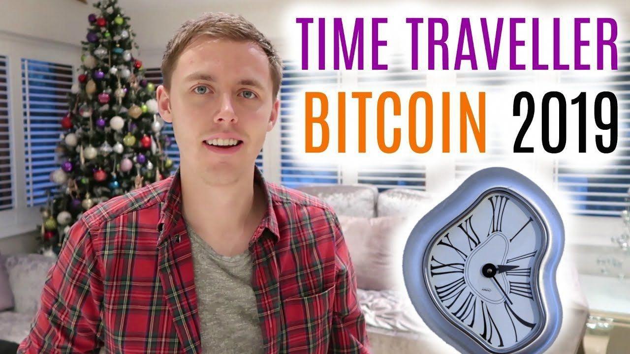 bitcoin time traveler